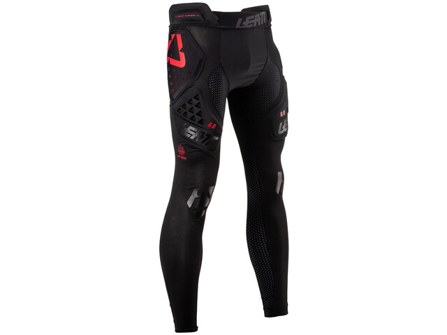 Leatt DBX 6.0 3DF Pantalon Homme, black